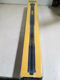 1 2 inch drive click torque wrench