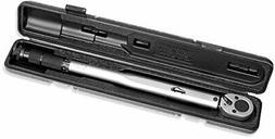 EPAuto 1/2-inch Drive Click Torque Wrench, 10~150 ft./lb, 13