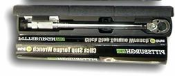 """1/2"""" Torque Wrench Snap Socket Professional Drive Click Type"""