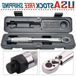 """1/2"""" DR DRIVE INCH LBS POUND MICROMETER CLICKER TORK TORQ TO"""