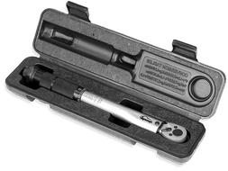 EPAuto 1/4-Inch Drive Click Torque Wrench