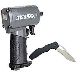 """AIRCAT 1055-TH-KP 1/2"""" Drive COMPACT Impact Wrench with Stai"""