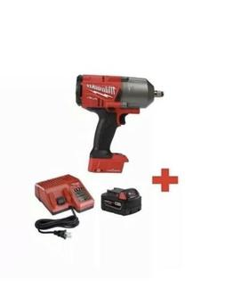 "Milwaukee 2767-20 M18 FUEL 1/2"" High Torque Impact Wrench Ki"