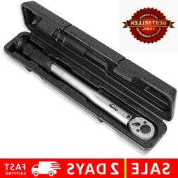 EPAuto 3/8-Inch Drive Click Torque Wrench 10-80 ft.-lb. / 13