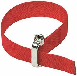 """GearWrench 3529D Heavy Duty Oil Filter Strap Wrench, 3/8"""" or"""