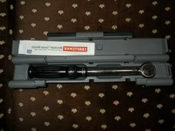 38 craftsman MICROTORK torque wrench in.lbs.