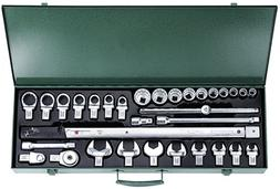 Stahlwille 730R/40/32 Torque Wrench Set with Steel Case, 32