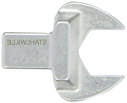 Stahlwille 731/40-22 Open End Insert Tool, Size 40, 22mm Dia
