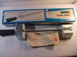 Craftsman 9-44642 150 Foot Pounds Beam Style Torque Wrench N