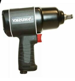 """NEW Husky 1/2"""" Air Impact Wrench - Max 650 ft. lbs Torque -"""