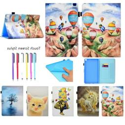 For Apple iPad Mini1234 Air 2 Pro 9.7 10.5 Colorful Painted