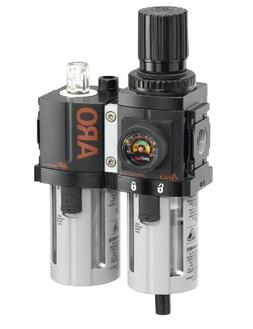 ARO C38231-600-VS Air Filter-Regulator-Lubricator Combinatio
