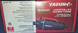 Husky 3/8 in. Butterfly Impact Wrench Model # H4410  **NEW**