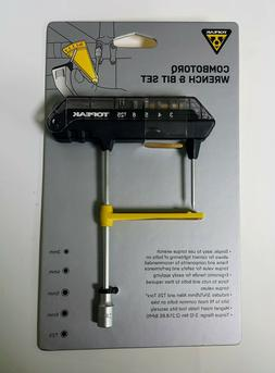 Topeak ComboTorq Wrench and Bit Set