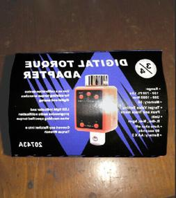"NEIKO Digital Torque Adapter Audible Alert 3/4"" Drive 150-75"