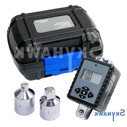 "1/2"" Dr. Digital Torque Wrench Adaptor Micro Meter Unit w/ 3"
