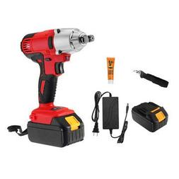 Electric Impact Wrench Powered Compressor Emergency - 1PCs