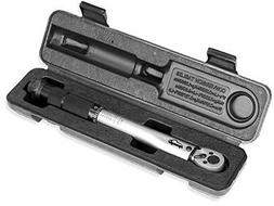 EPAuto 1/4-Inch Drive Click Torque Wrench, 20 ~ 200 in./lb.,