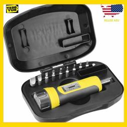 Wheeler Firearms Accurizing Torque Wrench with Inch/Pounds M