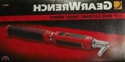 GearWrench 85072 1/4-Inch Drive Electronic Torque Wrench 10-