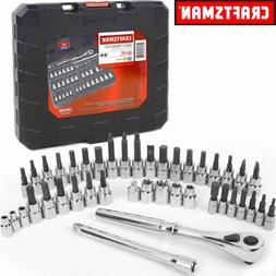 Craftsman 42 pc. Hex and Torx Bit Socket Super Set, 1/4 and