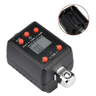 """1/2"""" Drive Digital Display Torque Wrench Adapter 10-200Nm fo"""