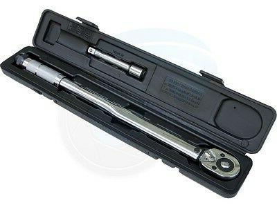 1 2 inch drive adjustable torque wrench