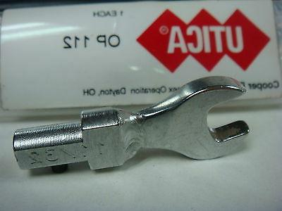 "11/32"" UTICA OP 112 ""A"" Sz End Wrench Head Torque"