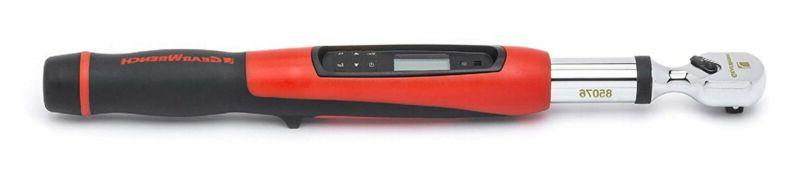 GEARWRENCH Electronic Wrench Nm,