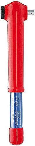 Knipex - TORQUE Wrench-1,000V Insulated-1/2in Drive - 98-43-