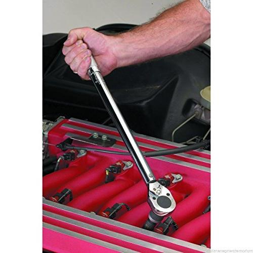 **NEW** PRO DRIVE CLICK WRENCH CASE