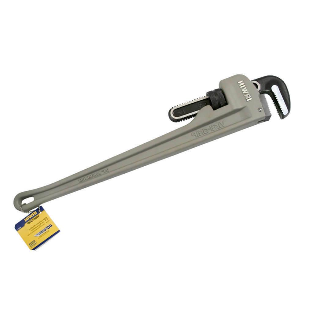 cast aluminum pipe wrench