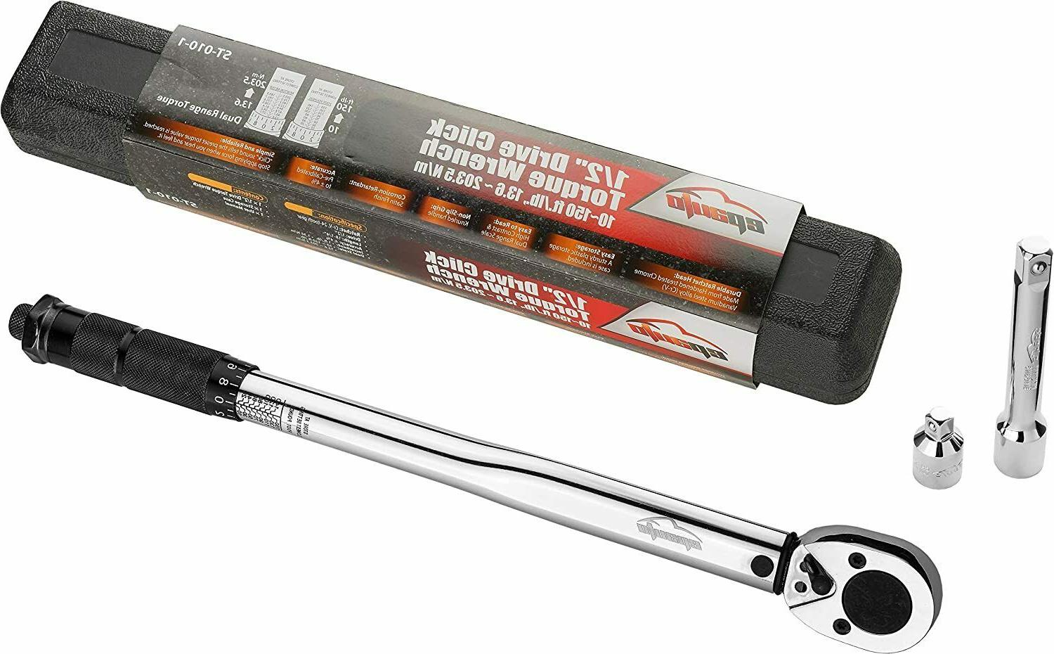 drive click torque wrench 10