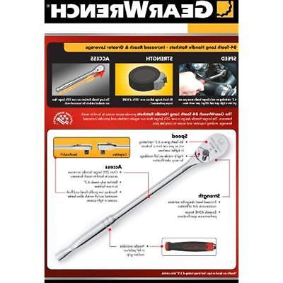 GearWrench 84T Full Handle