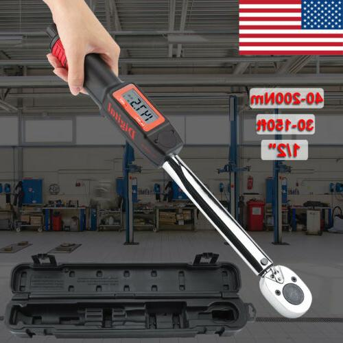 new angle torque wrench digital 1 2