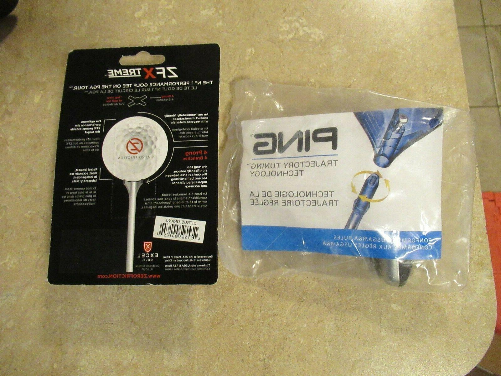 New Ping torque wrench tool driver tees