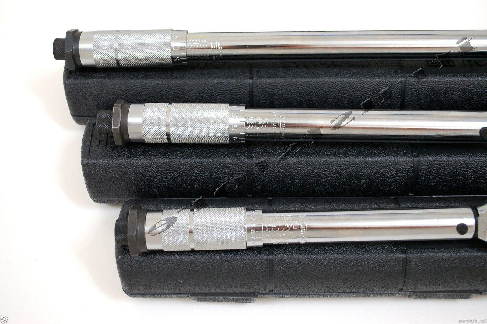 Pittsburgh Wrench Socket Torque Wrenches