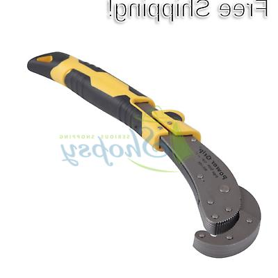 power grip pipe wrench