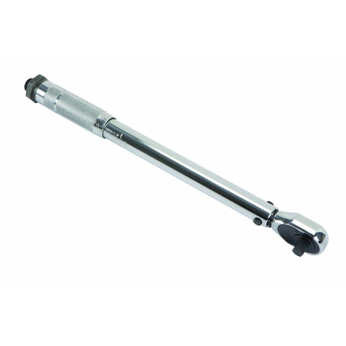 Set Reversible Click Torque Wrench 1/2""