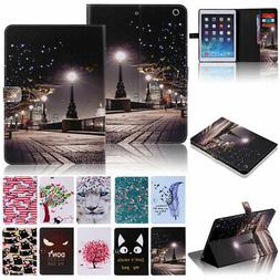 Luxury Smart Card Wallet Leather Case Cover For iPad 9.7 Air