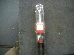 Craftsman Micro-Clicker Torque Wrench 3/8 Drive 10-75 Ft lbs