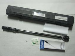new 2503mfrph torque wrench 1 2dr 30