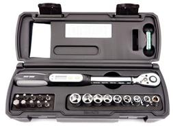 """Resq 3/8"""" Digital Electronic Torque Wrench 1-85Nm  9-752in.l"""