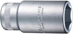 """Stahlwille 56-36 Steel Extra Deep Socket, 3/4"""" Drive, 6 Poin"""